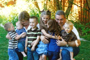 J Kent Erickson Family 1